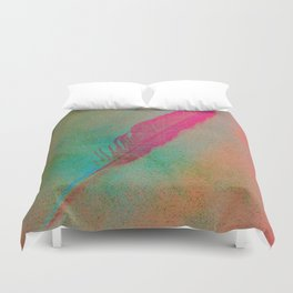 Dream Feather Duvet Cover