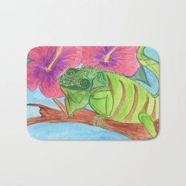 U wanna Iguana Bath Mat