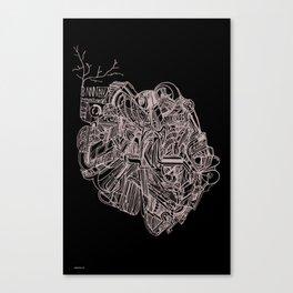 clot Canvas Print
