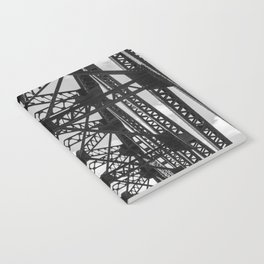 Iron bridge Notebook