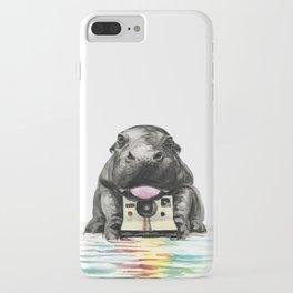 Baby Hippo iPhone Case