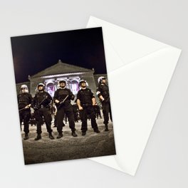 Standing Guard Stationery Cards