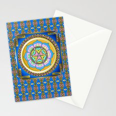 Gates of Heaven Stationery Cards