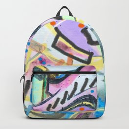 confusing Backpack
