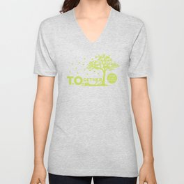 T.O.gether - Honoring Borderline Shooting Victims Unisex V-Neck