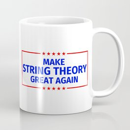 String theory Funny Gift Coffee Mug