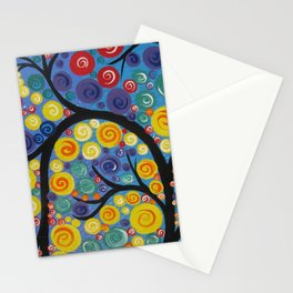 Medieval Tree of Life Stationery Cards