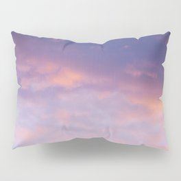Sunset clouds Pillow Sham
