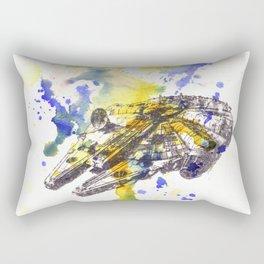 Star Wars Millenium Falcon  Rectangular Pillow