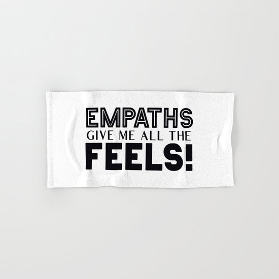 Empaths Give Me All The Feels! by shannonmessenger