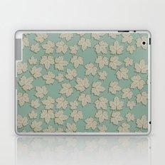 Vintage Leaves Laptop & iPad Skin