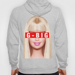 Big Little Barbie (G-Big) Hoody