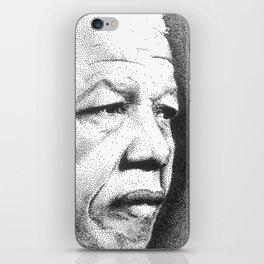 Nelson Mandela iPhone Skin