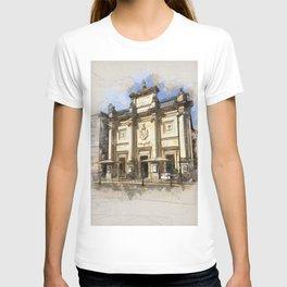 Corn Exchange, King's Lynn T-shirt