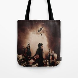 The Queens of Darkness Tote Bag