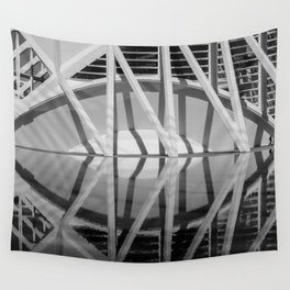 City of Arts and Sciences VI | C A L A T R A V A | architect | Wall Tapestry