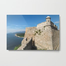 Blue Kingdom Metal Print