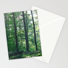 into the woods 12 Stationery Cards
