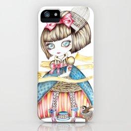 Carnivale Blythe iPhone Case