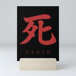 Death Mini Art Print