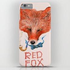 Red Fox iPhone 6 Plus Slim Case