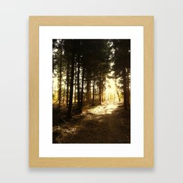 Sunbreak Framed Art Print