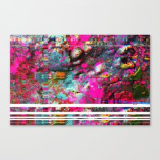 Section 1 Canvas Print