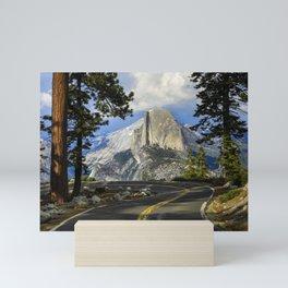 Yosemite Road To Half Dome   6-5-19 Mini Art Print