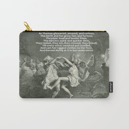 Tam O'Shanter Burns Night Celebrations Carry-All Pouch