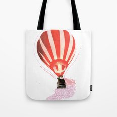Let's fly away together Tote Bag