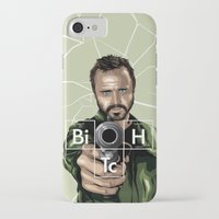 jesse pinkman iPhone & iPod Cases featuring Jesse Pinkman by Denis O'Sullivan