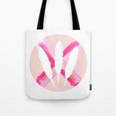 pastels & Glitter Tote Bag