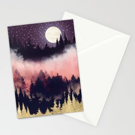 Evening Glow Stationery Cards