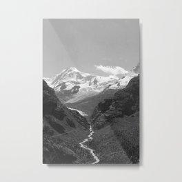 Switzerland {1} Metal Print