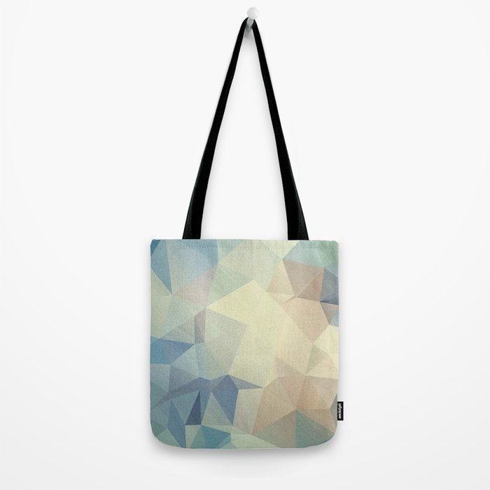 Abstract polygonal 2 Tote Bag