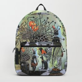 An African Fairy Tale Backpack