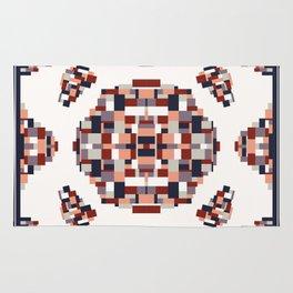 Bauhaus Print Rug