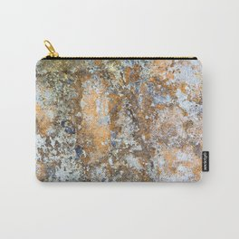 Painted Stone Carry-All Pouch