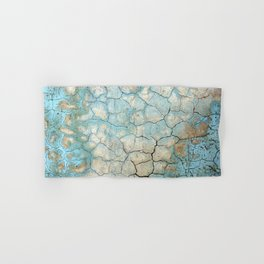 Corroded Beauty Hand & Bath Towel