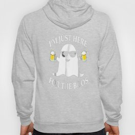 I'm Just Here For The Boos Halloween T-shirt Hoody