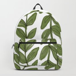 thru the vines Backpack