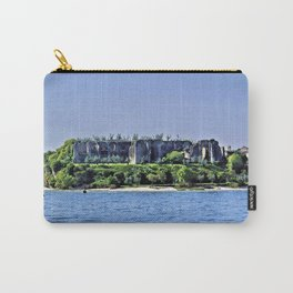 Medieval Ruins - Lake Garda Carry-All Pouch
