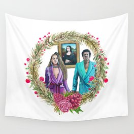 Queen Bey Christmas Holidays Holibeys Apeshit Formation Lemonade Wall Tapestry