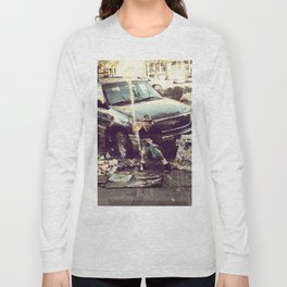 Focus on art Long Sleeve T-shirt
