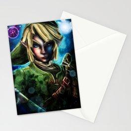 Legend of Zelda Link the Epic Hylian Stationery Cards