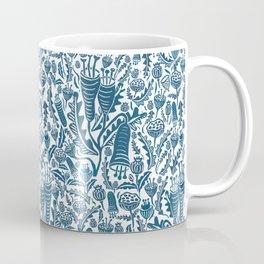 Folk Florals Coffee Mug