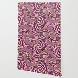 Neon hypnosis Wallpaper