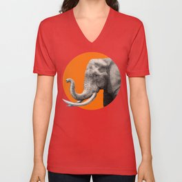 Wild 3 by Eric Fan & Garima Dhawan Unisex V-Neck
