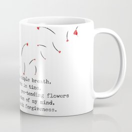 Forgiving the Past Coffee Mug