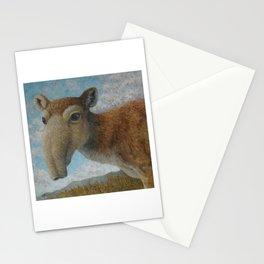 Saiga antelope (Saiga tatarica) Stationery Cards